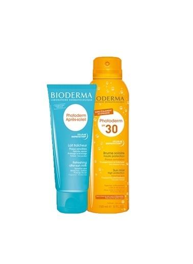 Bioderma Bioderma Photoderm Sun Mist SPF30 150ml Set Renksiz